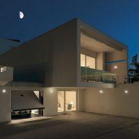 LED facade garden