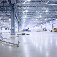 LED промишлени
